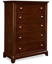 Irvine Kids Bedroom Furniture, 5 Drawer Chest