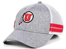 Utah Utes Space Dye Trucker Cap