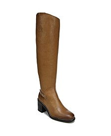 Kiana Wide Calf High Shaft Boots