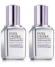 Receive a FREE Deluxe Perfectionist Pro Rapid Firm + Lift Treatment Duo with any $75 Estée Lauder Purchase