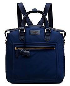 Spring Park Domed Backpack