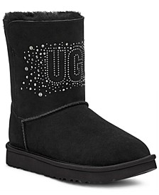 Classic Bling Booties