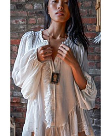Jeanette Tunic Top
