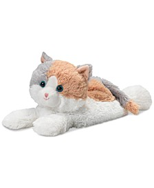 Calico Cat Microwavable Lavender Scented Plush