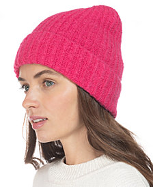 Style & Co Rib Solid Beanie, Created for Macy's