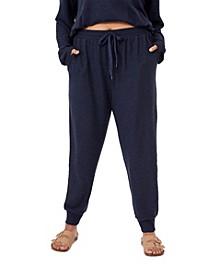 Plus Size Super Soft Slim Fit Sweatpants