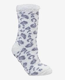 Women's Lounge Sherpa Lined Slipper Socks