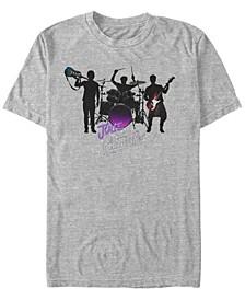 Julie and The Phantoms Men's Band Rocks Short Sleeve T-shirt