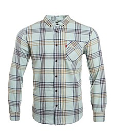 Men's One Pocket Flannel Shirt