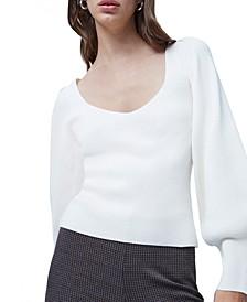 Joss V-Neck Sweater