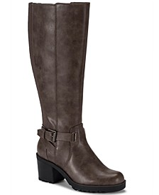 Tempist Lug Sole Riding Boots