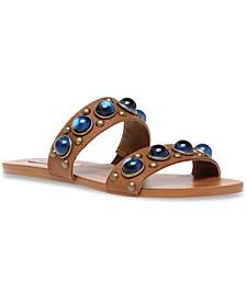 Women's Deka Embellished Slides