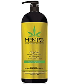 Original Herbal Conditioner, 33-oz., from PUREBEAUTY Salon & Spa