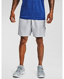 Men's Graphic Emboss Shorts