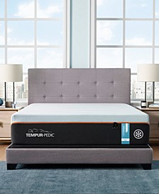 "TEMPUR-LUXEbreeze° 13"" Firm Mattress Set- King, Split Box Spring"
