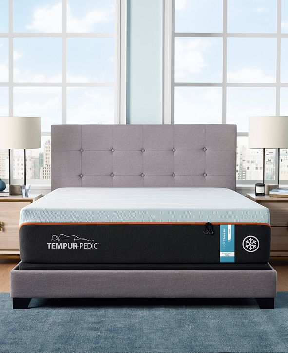 "Tempur-Pedic TEMPUR-LUXEbreeze° 13"" Firm Mattress- California King"