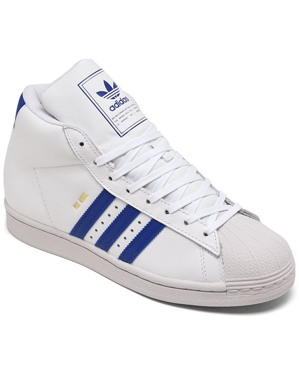 adidas Big Kids Pro Model Casual Sneakers from Finish Line