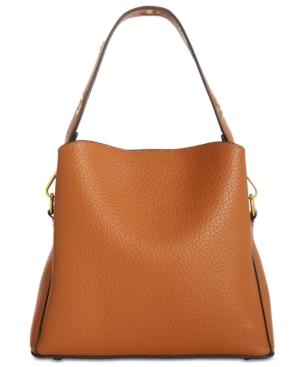 Sondra Roberts Buffalo Grain Bucket Bag