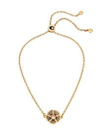 Tea Rose Swarovski® Crystals Slider Bracelet