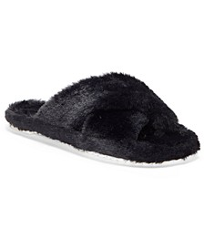 Women's Kortendie Fuzzy Slide Slippers