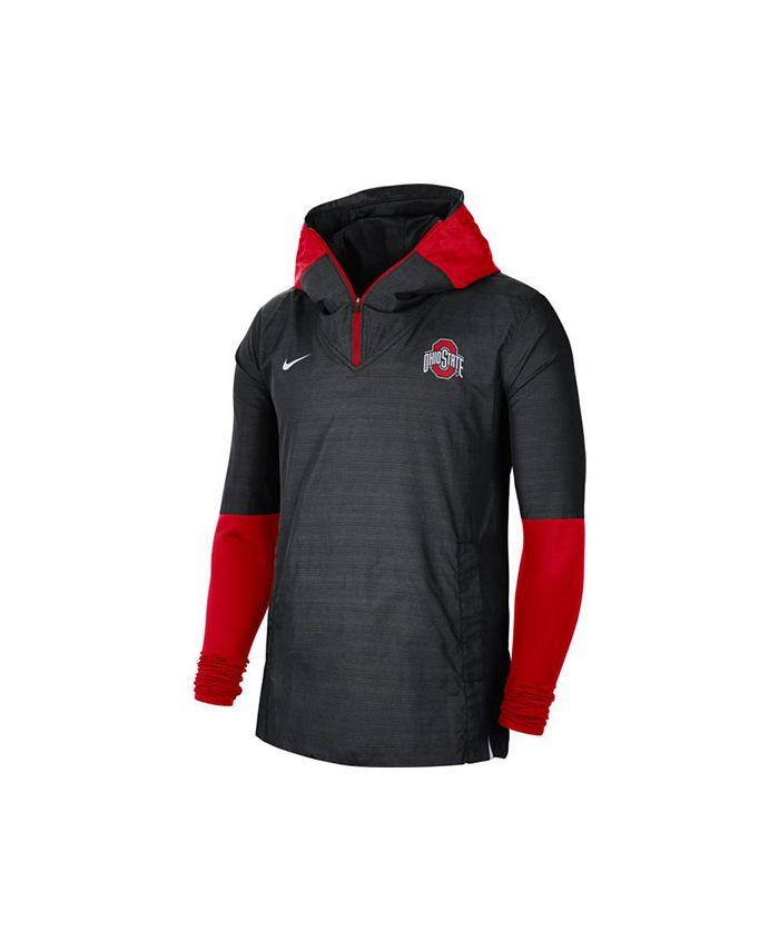 Nike - Ohio State Buckeyes Men's Lightweight Players Jacket