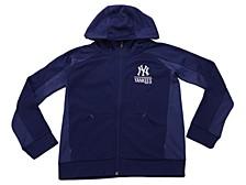 New York Yankees Youth Glory Full Zip Hoodie