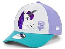 Women's San Francisco Giants Unicorn Flip 9FORTY Cap