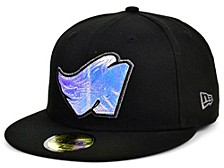 Los Angeles Angels Shimmer 59FIFTY Cap