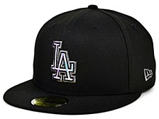 Los Angeles Dodgers Shimmer 59FIFTY Cap