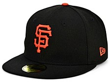San Francisco Giants 100th Patch 59FIFTY Cap
