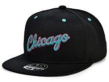 Chicago Bulls Santa Ana Fitted Cap