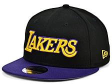 Los Angeles Lakers Series Custom 9FIFTY Cap