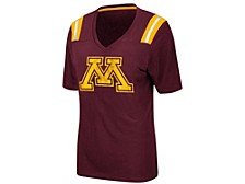 Women's Minnesota Golden Gophers Rock Paper Scissors T-Shirt