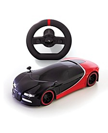 Italia Sports Car with Real Drive Gravity Sensor