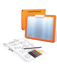 Discovery Toy Kids Tracing Tablet LED