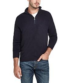 Men's Soft Touch 1/4 Zip Sweater