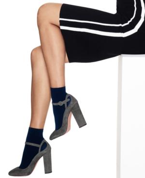 Women's 2-Pk. X-Temp Opaque Anklet Socks