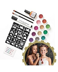 Girls DIY Tattoo Glitter Set, Only @ Macy's
