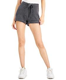 Kaia Cuffed Drawstring Shorts