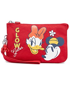 Disney's Mickey and Friends Creativity XL Wristlet