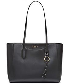 Leather Lola Tote