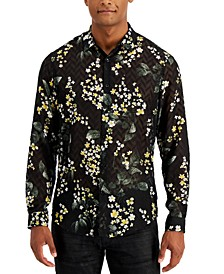 INC Men's Romeo Sheer Shirt, Created for Macy's