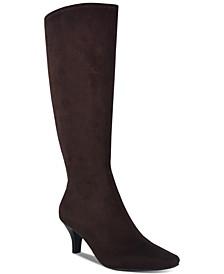 Namora Wide-Calf Dress Boots