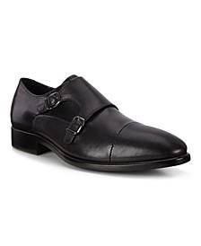 Men's Vitrus Mondial Monk Strap Shoe Oxford