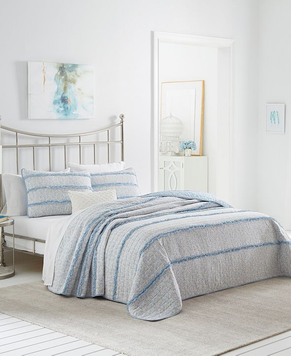 Laura Ashley Opal Full/Queen Quilt