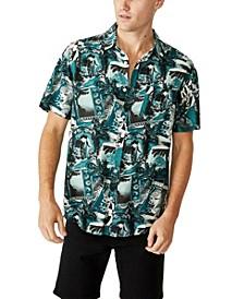 Men's Vacation Short Sleeve Shirt