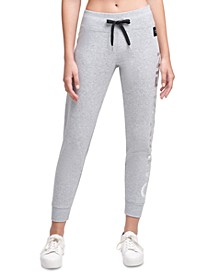 French Terry Drawstring Joggers