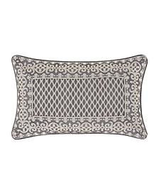 """Houston Boudoir Decorative Throw Pillow, 13"""" x 21"""""""