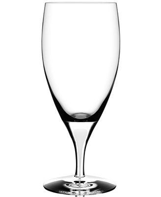 Orrefors Intermezzo Satin Iced Beverage Glass