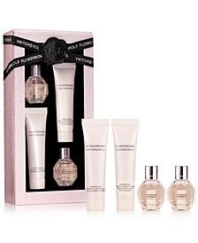 4-Pc. Flowerbomb Eau de Parfum Mini Gift Set